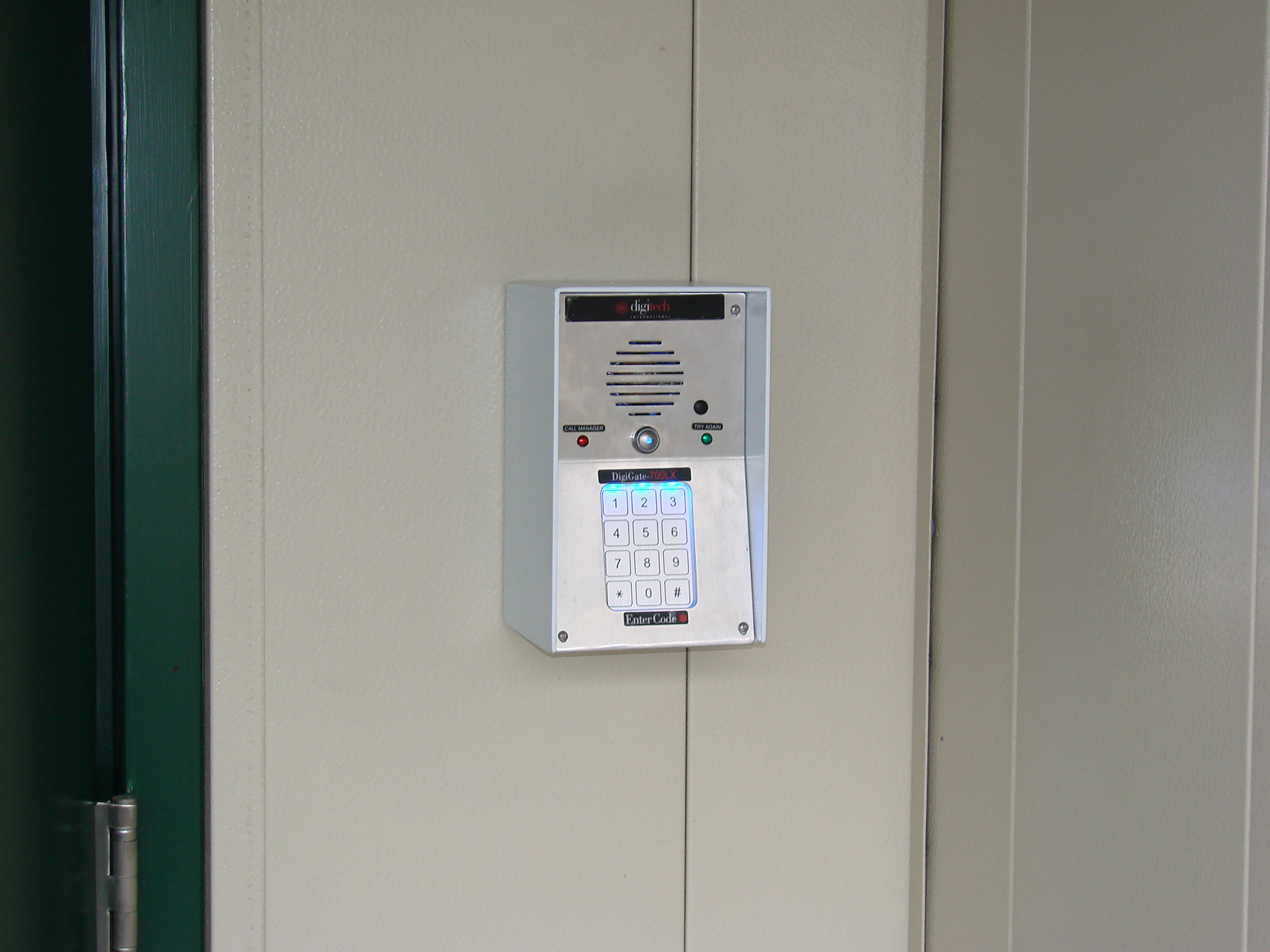 Commercial Access Control Systems Keyless Entry
